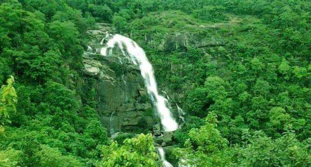 sita falls water fall in jharkhand